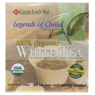 Uncle Lee\'s Organic White Tea