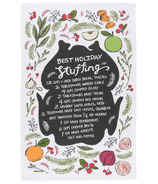 Now Designs Holiday Stuffing Dishtowel