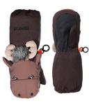 Kombi Animal Family Childrens Mitt Bruce the Moose