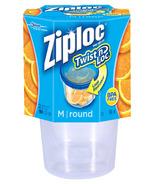 Ziploc Twist 'N Loc Medium Round Containers