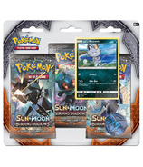 Pokemon Sun & Moon Burning Shadows Blister Pack