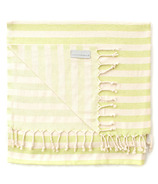 Stray & Wander Harbour Turkish Towel Lime Green