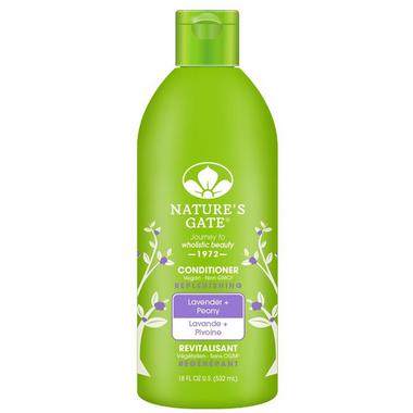 Nature\'s Gate Lavender + Peony Replenishing Conditioner