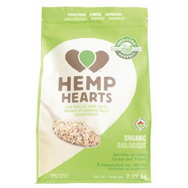 Buy Manitoba Harvest Organic Hemp Hearts At Well Ca Free