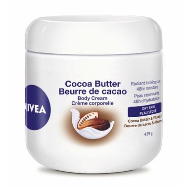 Nivea Cocoa Butter Body Cream
