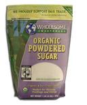 Wholesome Sweeteners Organic Fair-Trade Powdered Sugar
