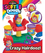 Cra-Z-Art Softee Dough Crazy Hairdooz!