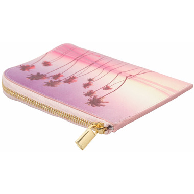 MYTAGALONGS Endless Summer Zipper Passport Wallet