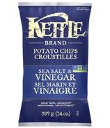 Kettle Natural Gourmet Sea Salt and Vinegar