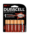 Duracell Quantum Alkaline AA Batteries