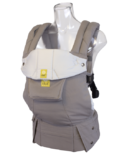 Lillebaby Complete Original Grey Baby Carrier With Front Pocket