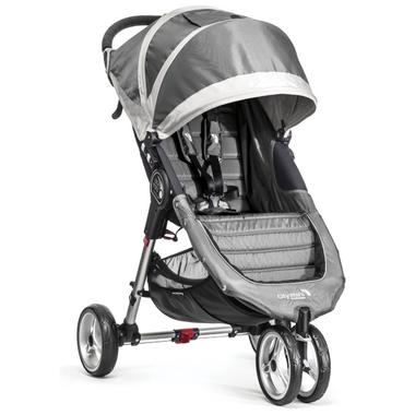 Baby Jogger City Mini 3W Single Steel Grey