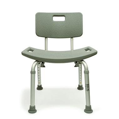 Bios Adjustable Bath Seat with Backrest