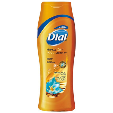 Dial Miracle Oil Body Wash with Marula Oil