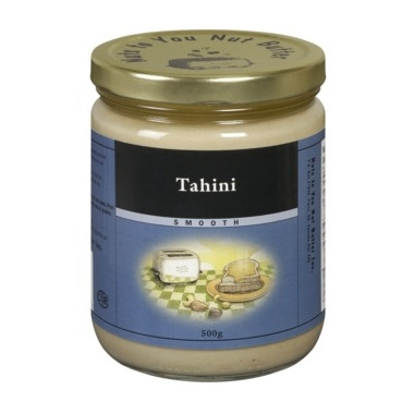 Nuts to You Tahini Butter