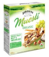 Jordans Organic Muesli