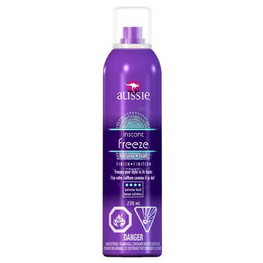 Aussie Instant Freeze Hair Spray