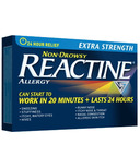 Reactine Allergy Extra Strength 24 Hour
