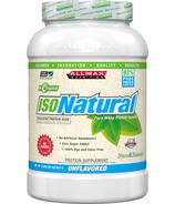Allmax IsoNatural Whey Protein Unflavoured