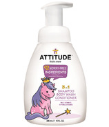 ATTITUDE Little Ones 3-In-1 Shampoo, Body Wash & Conditioner