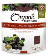 Organic Traditions Macqui Berry Powder