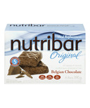 Nutribar Original Belgian Chocolate Bars