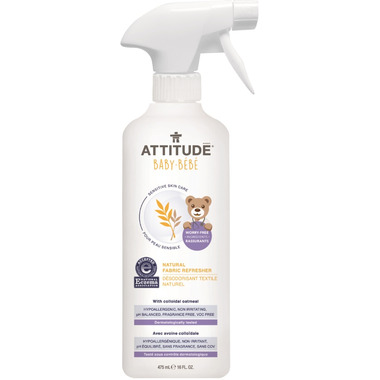 ATTITUDE Natural Fabric Refresher for Baby