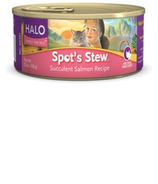 Halo Spot's Stew For Cats Succulent Salmon Recipe