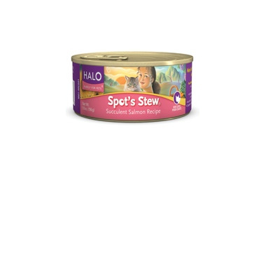 Halo Spot\'s Stew For Cats Succulent Salmon Recipe