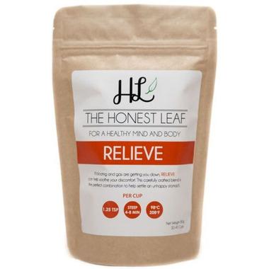 The Honest Leaf RELIEVE Loose Leaf Tea