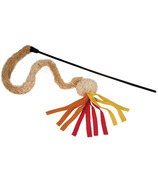 PetLinks Squiggle Stick Wand Cat Toy