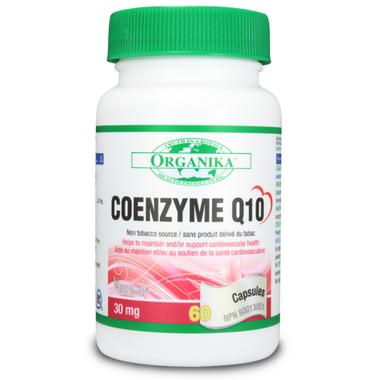 Organika Coenzyme Q10