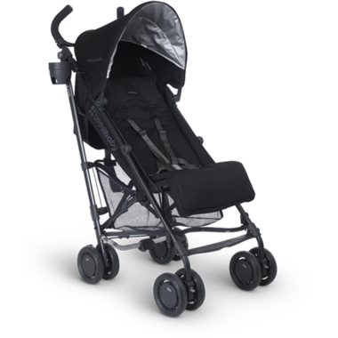 UPPAbaby G-Luxe Stroller Jake Black & Carbon