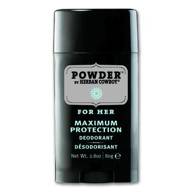 Herban Cowboy Natural for Her Powder Deodorant