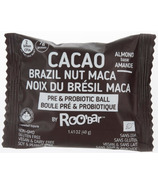 Roobar Cacao Brazil Nut Maca Roobiotic Pre & Probiotic Ball