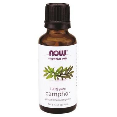 NOW Essential Oils Camphor Oil