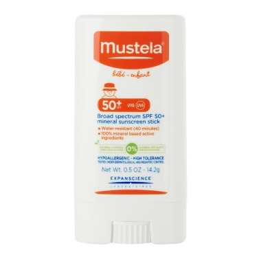 Mustela Mineral Sunscreen Stick