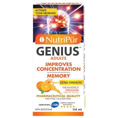 Nutripur Genius Adults