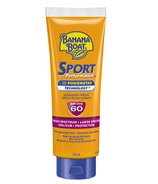 Banana Boat Sport Performance Ultra-Lightweight Sunscreen Lotion SPF 60