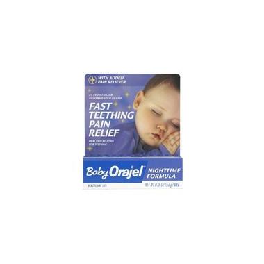 Baby Orajel Teething Nighttime Extra Strength Formula Gel