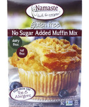 Namaste Foods Sugar-Free Muffin Mix