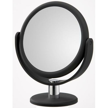 Buy danielle by upper canada soft touch round vanity for Round mirror canada