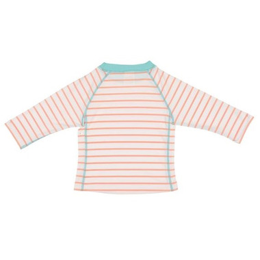 Lassig Long Sleeve Rashguard Sailor Peach