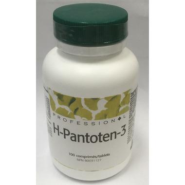 Nature Beaute Sante H-Pantoten-3 Tablets