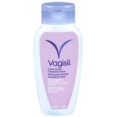 Vagisil Clean Scent Feminine Wash