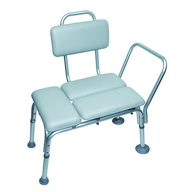 Bios Padded Bath Transfer Bench