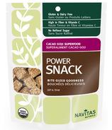Navitas Naturals Organic Cacao & Goji Power Snack