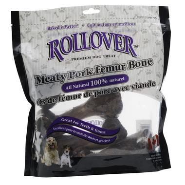 Rollover Meaty Pork Femur Bone