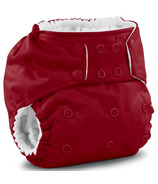 Kanga Care Rumparooz G2 Cloth Diaper Scarlet