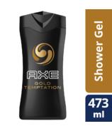 AXE Gold Temptation Refreshing Shower Gel